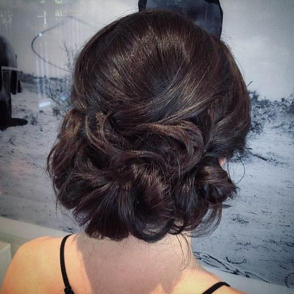 Black Updo hairstyles and haircuts