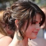 2017 Buns Hairstyles for long messy hair