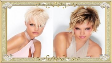 Attractive Shag Hairstyles Haircuts for Blonde Women 2017