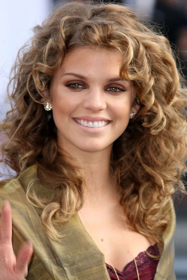 Beautiful Messy Curly Long Hairstyles For Blonde Women 2016-2017