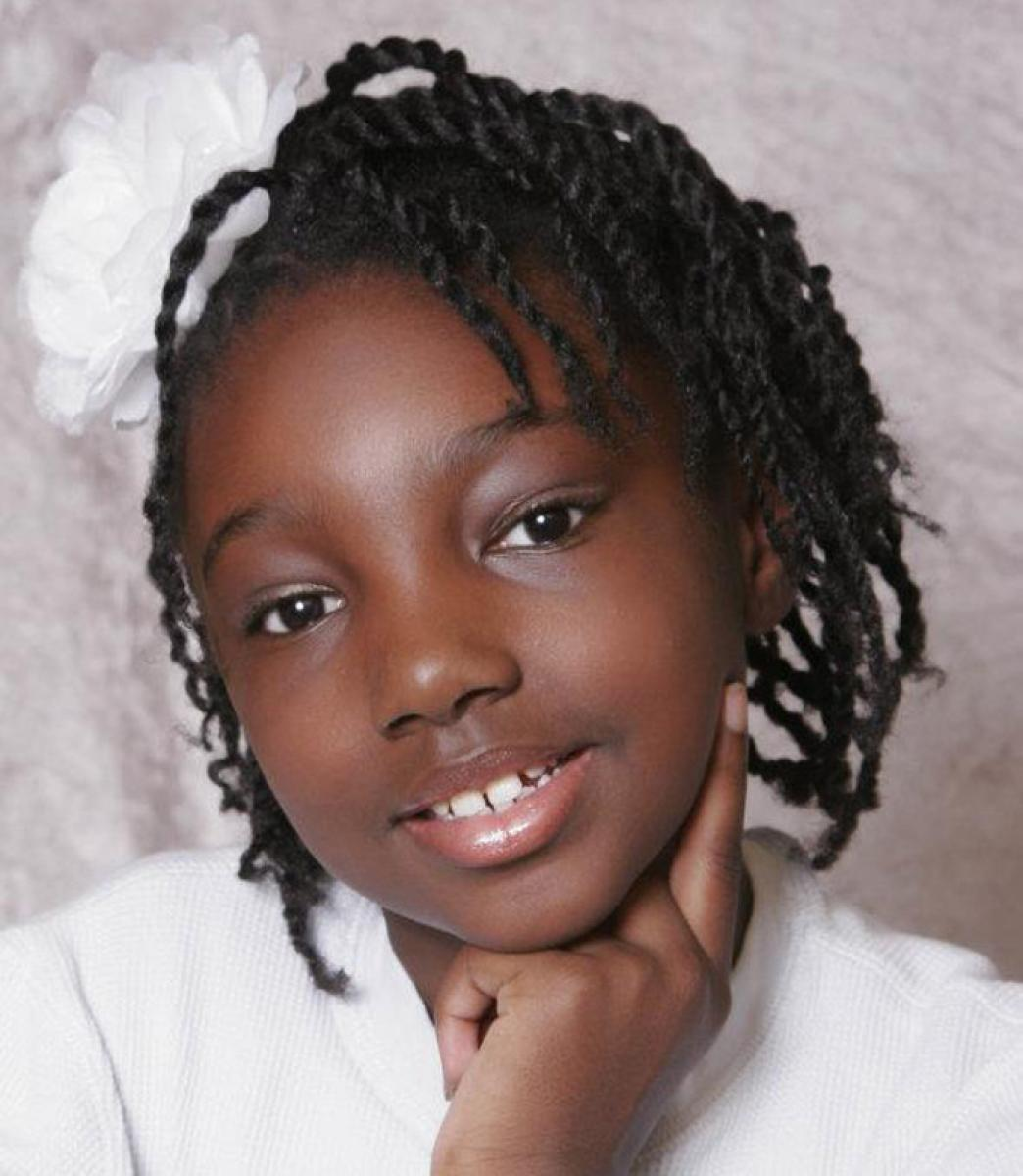 Braided Hairstyles for little black Girl 2017