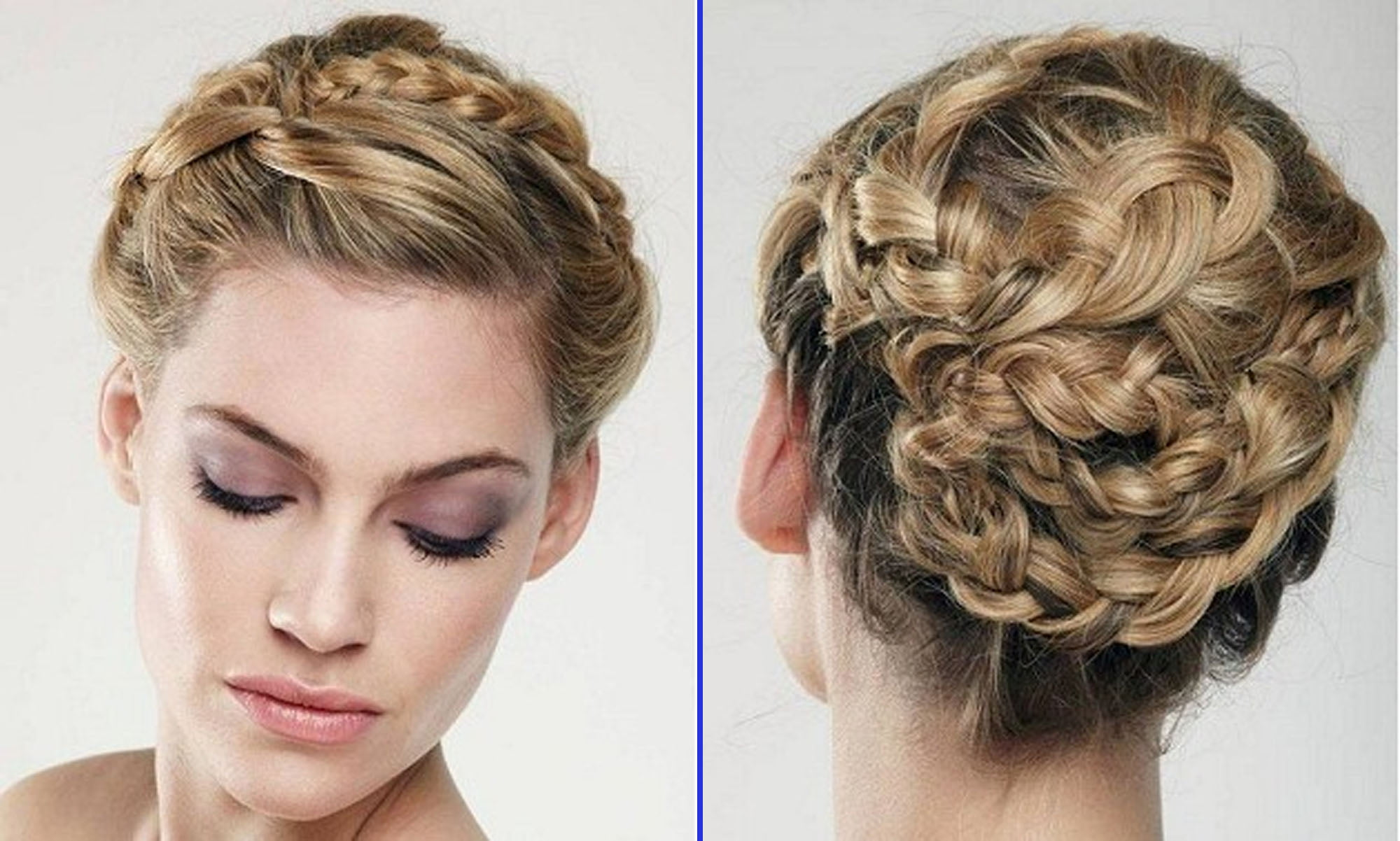 Braided images 2017 for blonde women