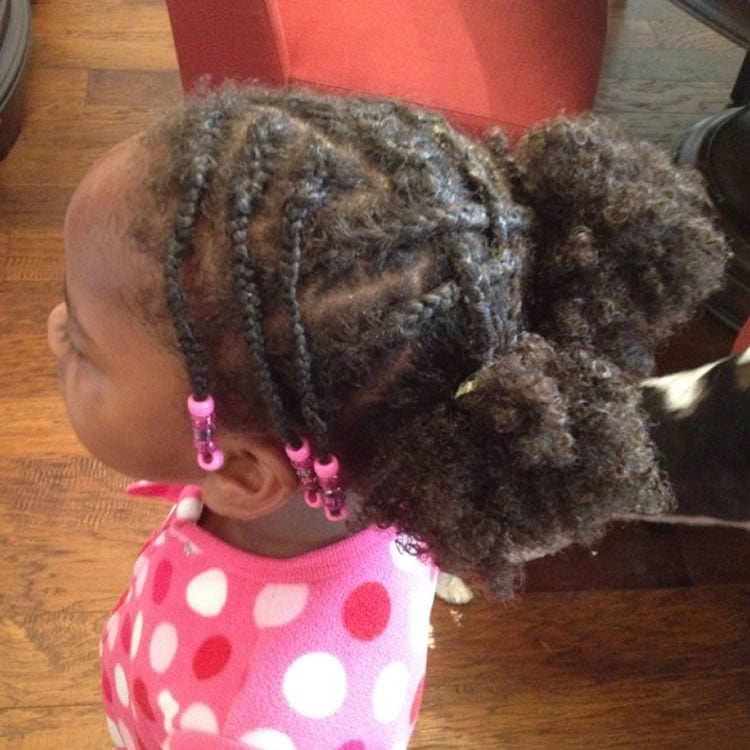 64 cool braided hairstyles for little black girls � page 3