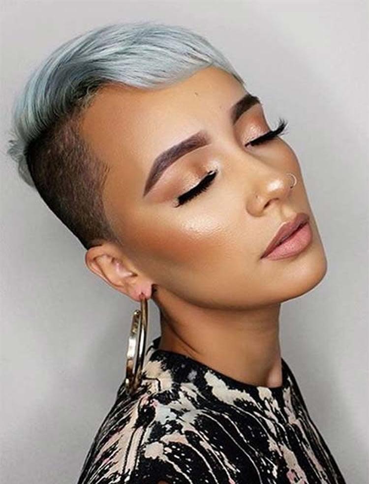 Short Hairstyles For Black Women 70 Best Models 2018