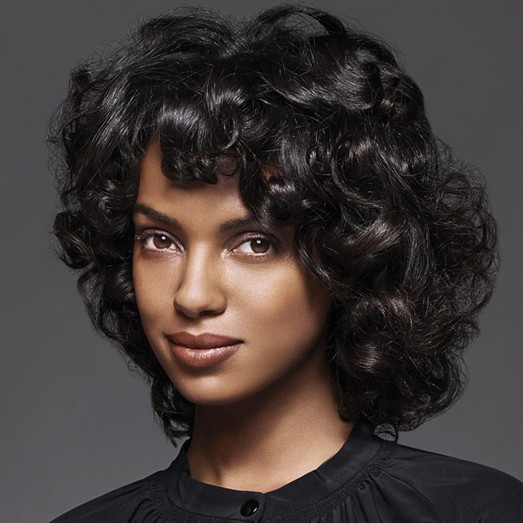 style for black hair 12 medium curly hairstyles and haircuts for 2017 3583