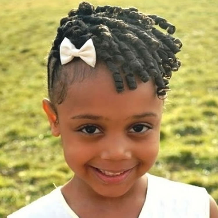Exquisite braids for short hair for little girl hairstyles 2017