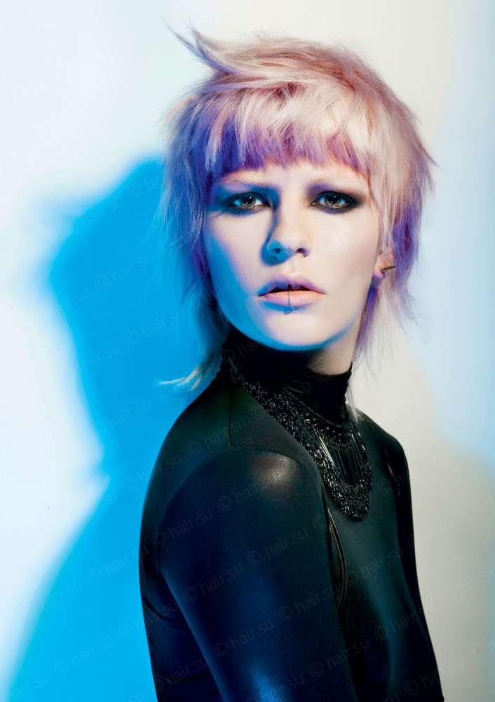 15 Cute Hair Color Ideas For Short Hair In 2020 Hairstyles