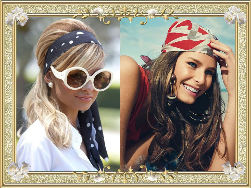Hottest Bandana Hirstyles 2017 for Long Hair