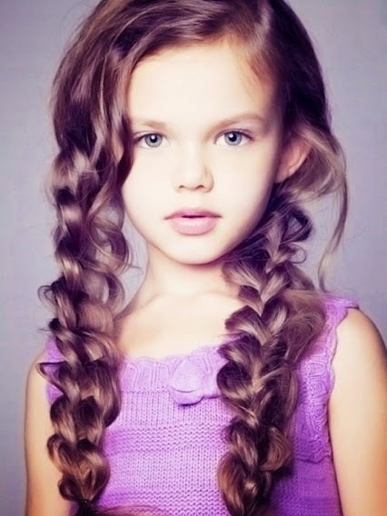 Little Girls Hairstyles 2016-2017 Top 15 Cute Models – HAIRSTYLES