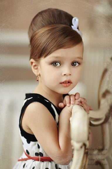 Top 15 Cute Hairstyles For Little Girls 2020 Update