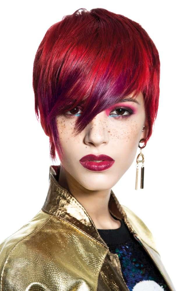 15 Cute Hair Color Ideas For Short Hair