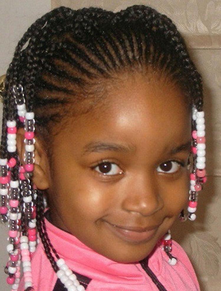 Modern African Hair Braiding Styles For Little Girls Hairstyles