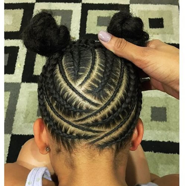 New Braid Hairstyles 2017 For Black Girls Hairstyles