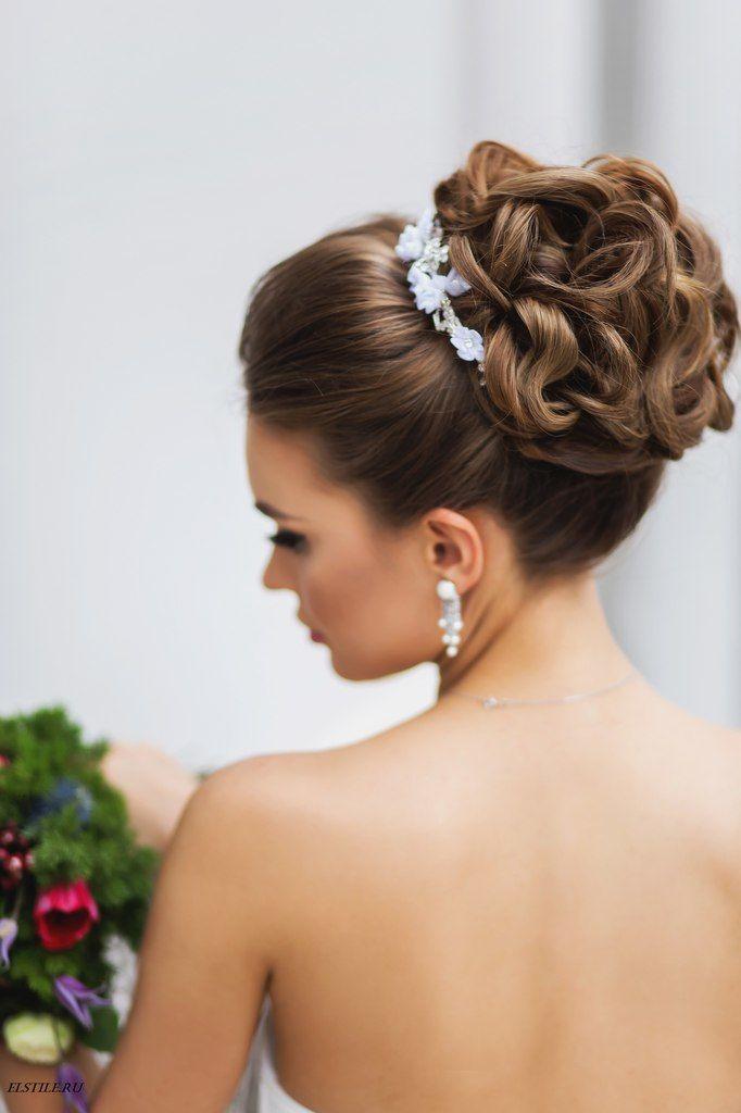 Refulgent Wedding Bun Hairstyles Summer 2017