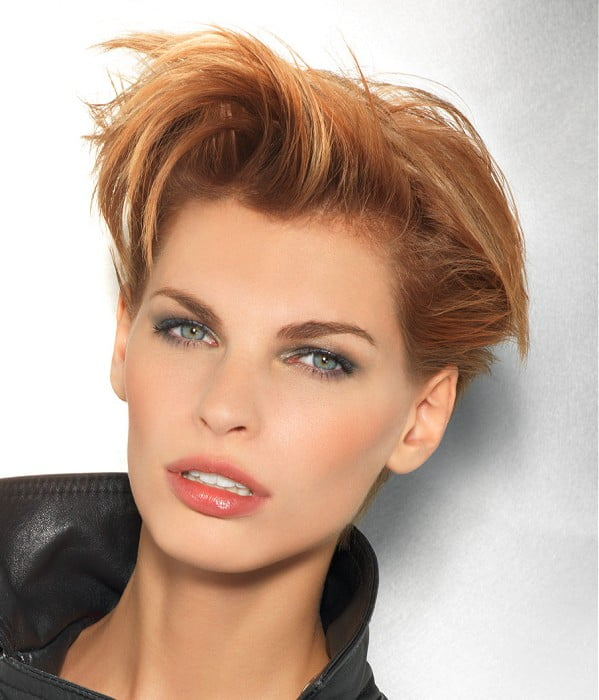 16 Attractive Short Hairstyles For Women 2016-2017