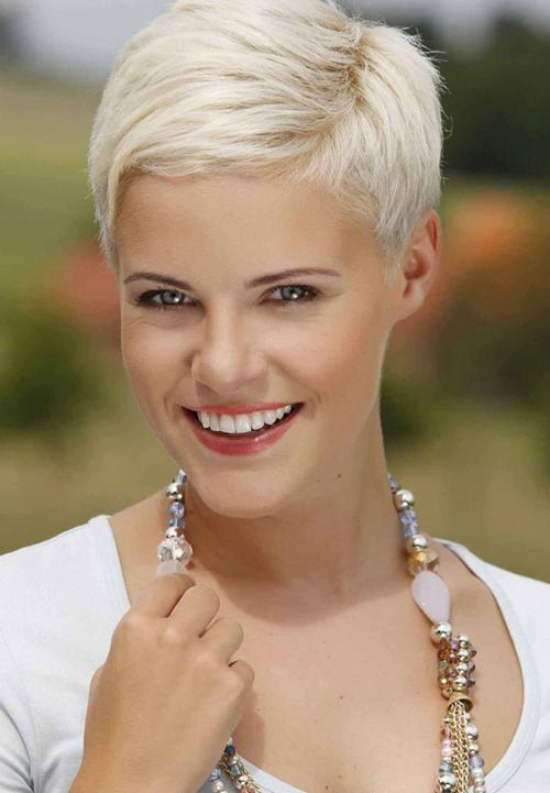 Short Grey Hairstyles For Women 2017 Over 50