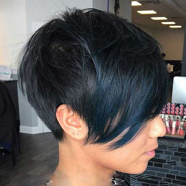 Short Straight Hairstyles For Black Women Hairstyles