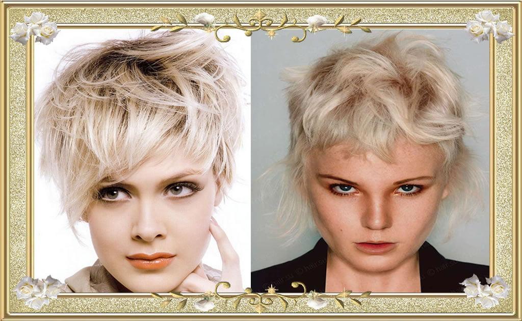 Spectacular Shag Hairstyles Haircuts for White Hair 2017