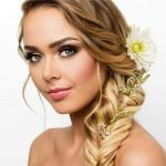Wedding Braided Hair 2017