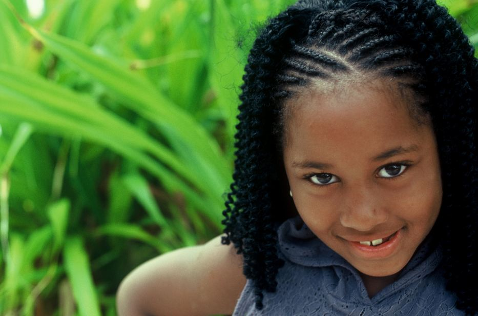 Braided Hairstyles and Haircuts for Little Black Girl