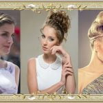 2016-2017 Easy Bun Braided Hairstyles for Long Hair