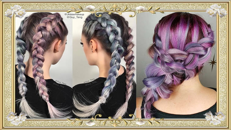 2017 Braided Hairstyles Dutch Boxer Braids