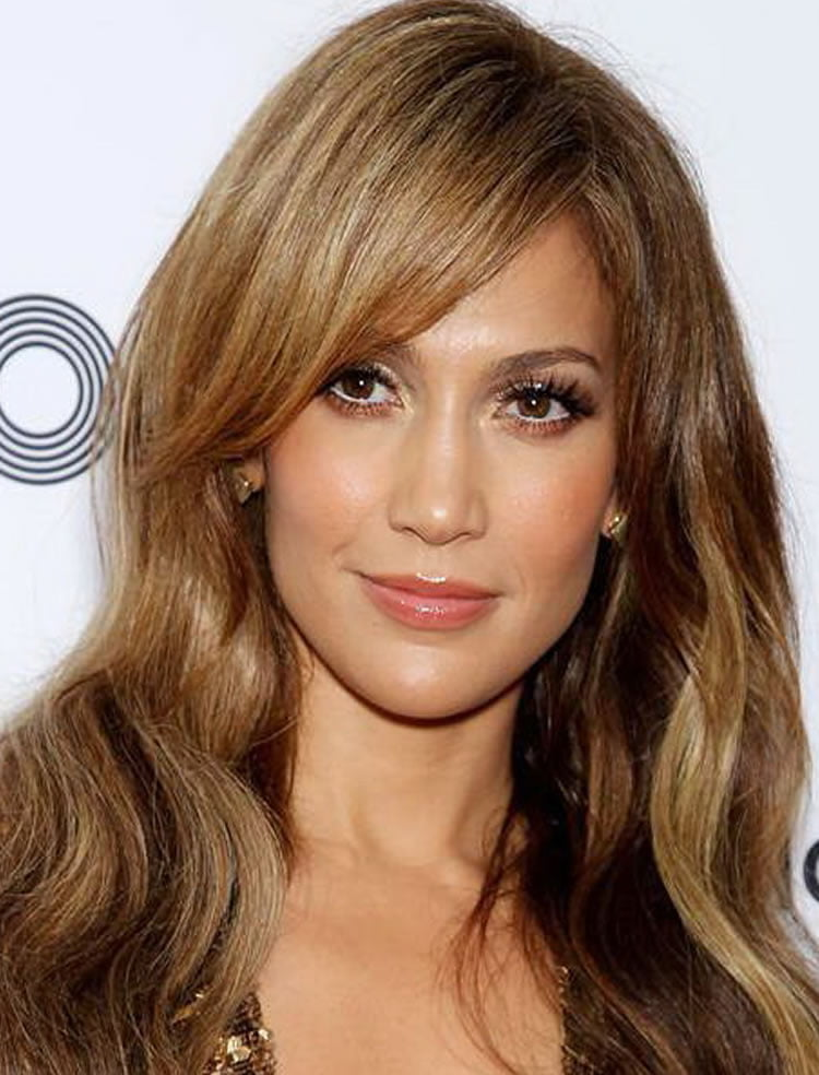 Brown Hair Color Long Hairstyles