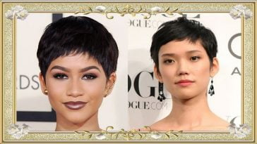Attractive Pixie Hairstyles Haircuts For Short Black Hair 2017