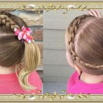Back to School Hairstyles for Girls