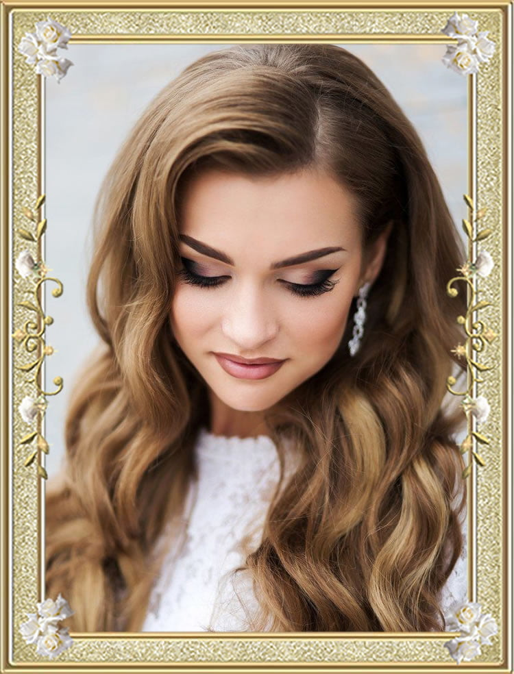 2017 Wedding Hairstyles for Long Hair