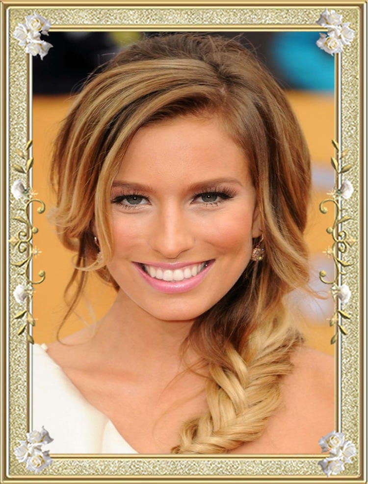 Braided Hair Long Hairstyles With Bangs