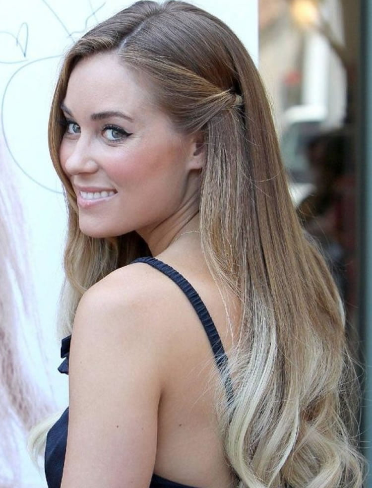 Hairstyles for Layered Long Hair