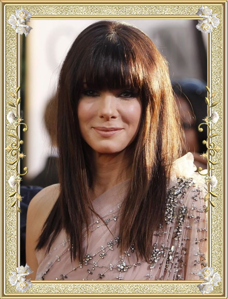 11 Effortless Long Layered Hairstyles With Bangs