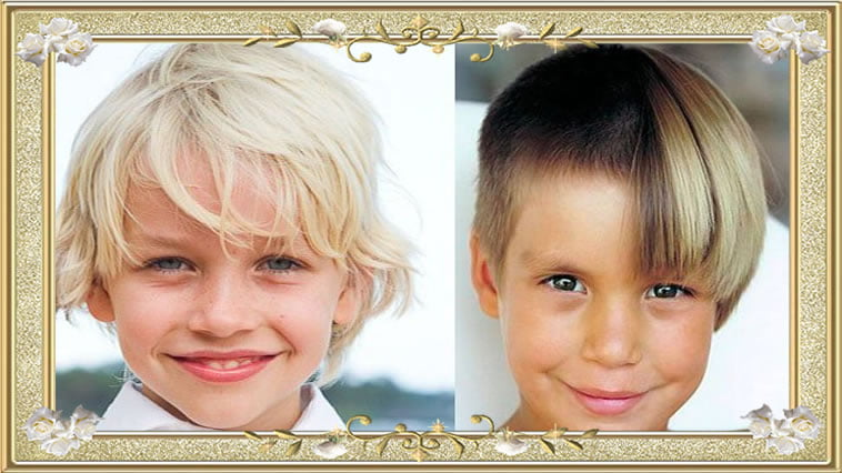 Best Little Boys Hairstyles