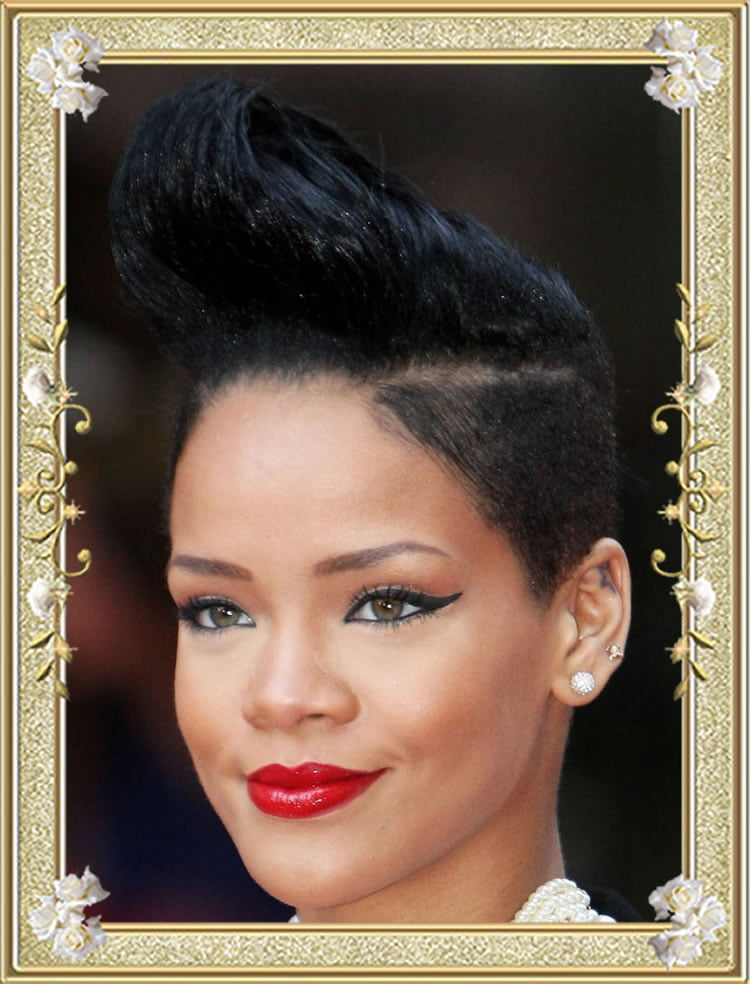 Black Short Hairstyles for American Women