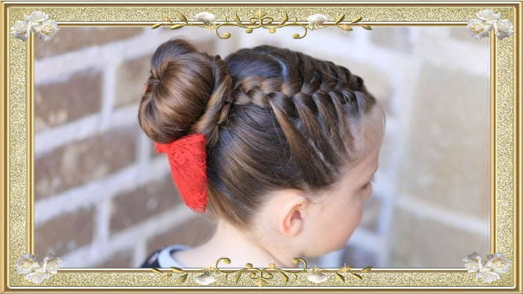 Braided Hairstyles Step by Step for School