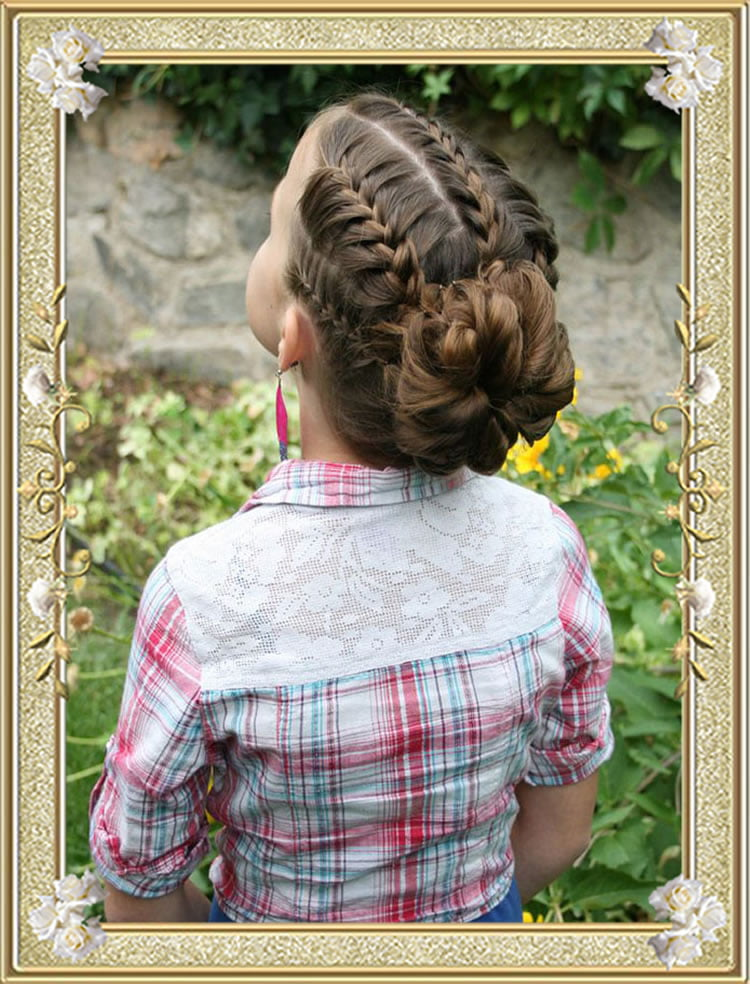 Braided Hairstyles for Middle School