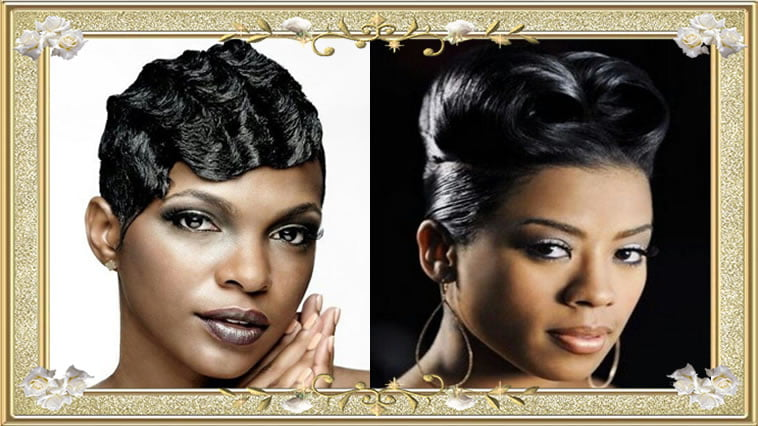 Vintage Hairstyles For American African Women 39 Natural Haircuts
