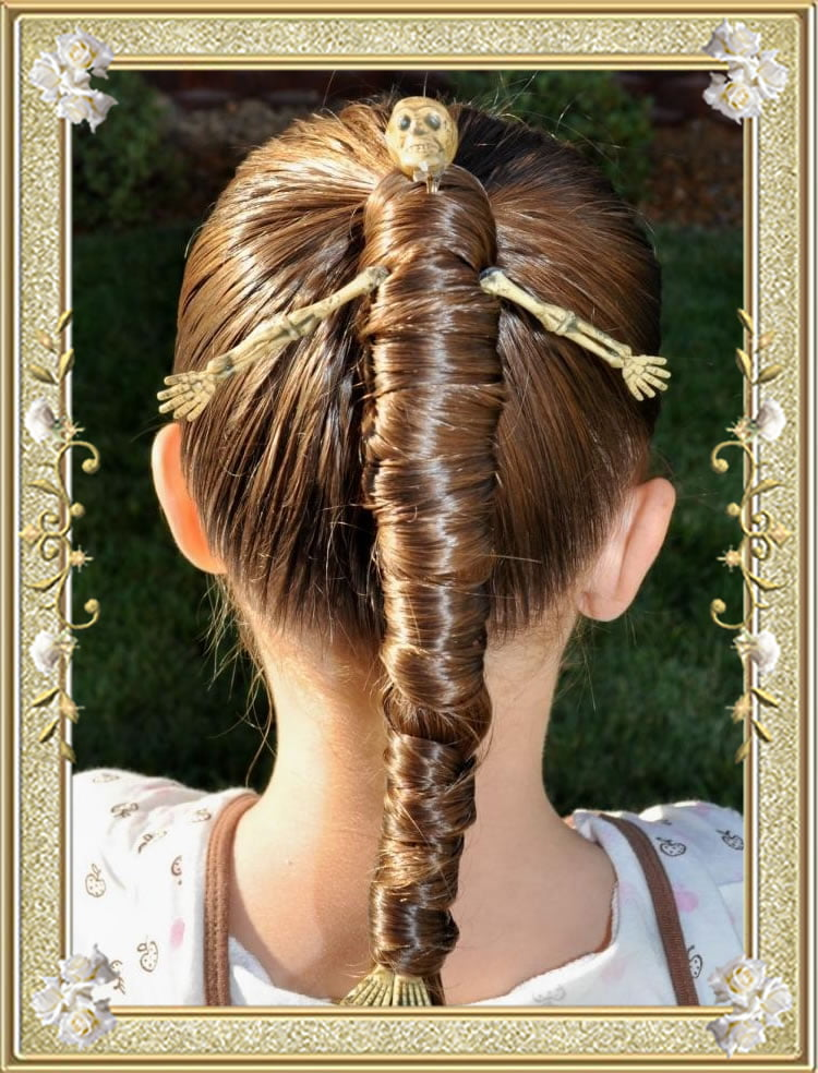 Easy Pretty Hairstyles for School