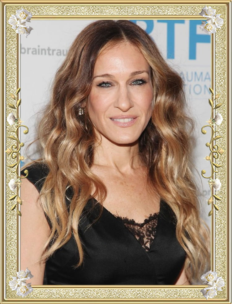 59 Glamorous Long Hairstyles for Women Over 50 - Page 2 ...