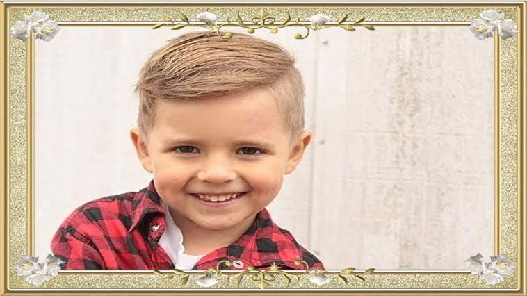 Fall-Winter 2017 Little Boys Haircuts