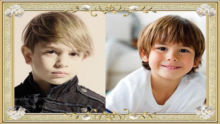 Haircuts ideas for Little Boys
