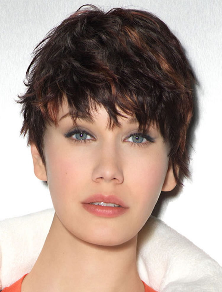 Hairstyles for pixie haircuts