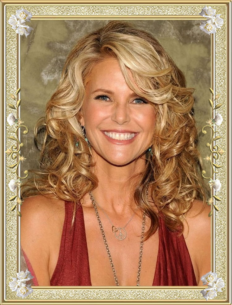 55 Glamorous Long Hairstyles for Women Over 50 - Page 3 ...