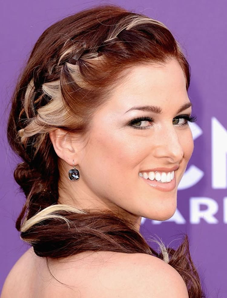 side braid hair styles 100 side braid hairstyles for hair for stylish 2055