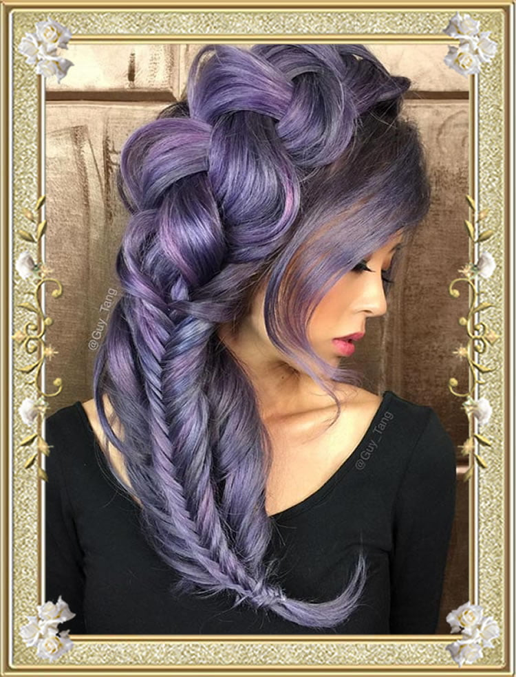 Large and Small Braids 2017 Braided Hairstyles
