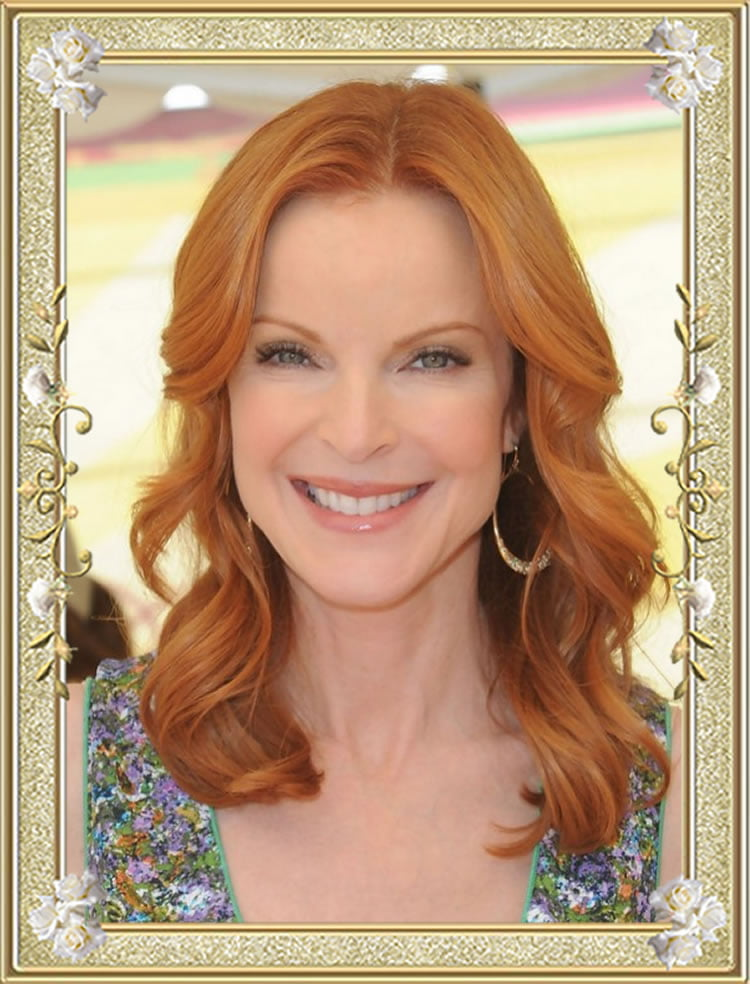 59 Glamorous Long Hairstyles For Women Over 50 Page 3