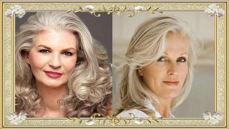 59 Glamorous Long Hairstyles for Women Over 50 (2020 ...