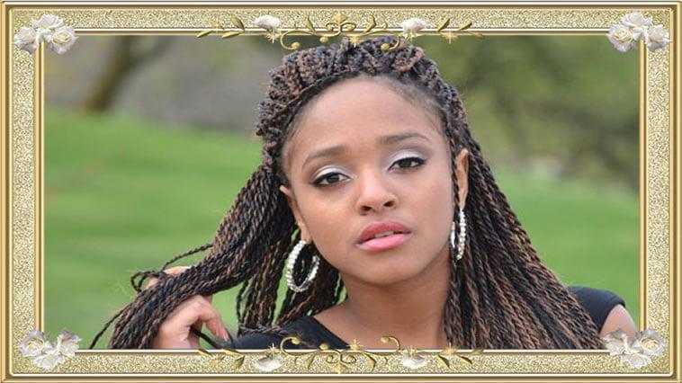 Refulgent Different Hairstyles For Box Braids Black Women