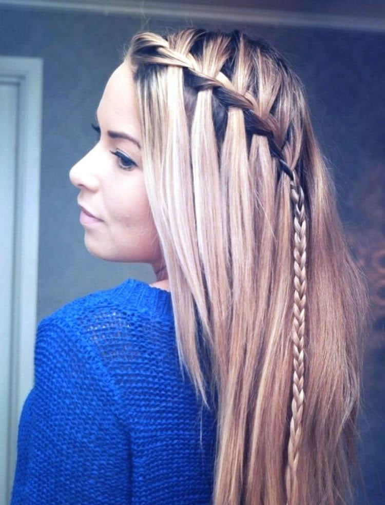Simple Side Braids Hairstyles For Long Hair Hairstyles